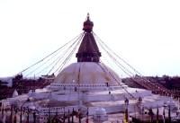 Ступа Боудданатх в Катманду